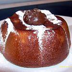 recette moelleux à la crème de marrons et marrons glacés