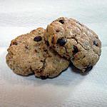 recette COOKIES PUREE AMANDES COMPLETES BIO