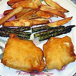 recette Fish'n chip à la Corona