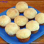 recette Muffins au goût de beigne