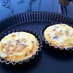 recette Quiche morbier, tomate jambon de Parme