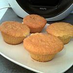 recette Muffins au coeur de Nutella