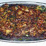 recette Gratin De PDT, Epinard, Viande Hachée Et Béchamel