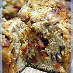 recette Hot muffins, dattes et chorizo
