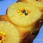 recette moelleux à l'ananas