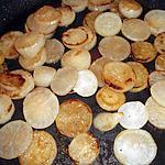 recette Poelée de radis blancs