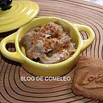 recette filet mignon sauce spéculoos