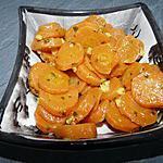 recette Carottes au curry express
