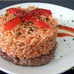 recette boeuf et riz à la mexicaine
