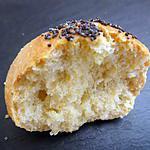 recette Petits pains à la semoule de maÏs