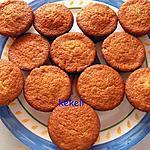 recette Muffins à la groseilles