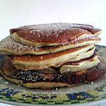 recette Mes pancakes très moelleux a la cannelle!