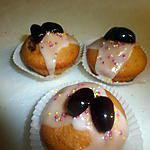 recette cupcakes aux cerises amaréna