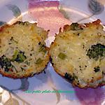 recette Coupe de riz, brocoli et fromage