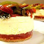 recette Cheesecake salé à l'italienne