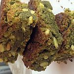 recette Greenies (ou le brownies des Trolls ;) )