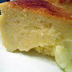 recette GÂTEAU DE SEMOULE A L'ANANAS