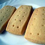 recette Biscuits Ecossais
