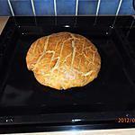 recette boule de pain au curry