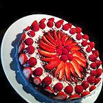 recette Bavarois façon fraisier ! Un succès light!