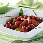 recette soupe fraîche de fruit