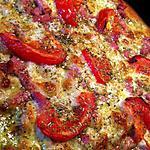 recette Pizza express lardons & mozzarella !