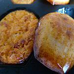 recette Madeleines au vieux cantal, noix et tomates séchées