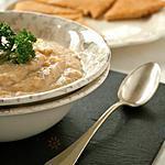 recette Tarama Original Haddock fumé & Blinis Express