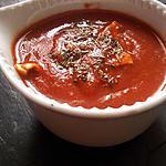 Sauce tomate au chévre