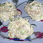 recette Salade au poulet