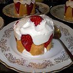 recette charlottes aux fraises