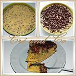 recette Gateau au riz soufflé au chocolat