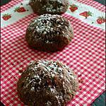 recette Boules sablées au chocolat