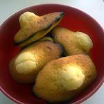 recette madeleines à la fleur d'oranger