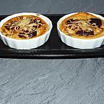 """recette Mini tarte au chorizo (réaliser par ma fille Carla 10 ans) """" apéritif"""""""