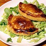 recette Feuilletés au jambon & au reblochon
