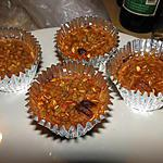 recette Muffins de régime pommes-avoine
