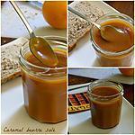 recette Caramel au beurre salé