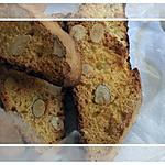recette Cantuccini - Biscotti di Prato