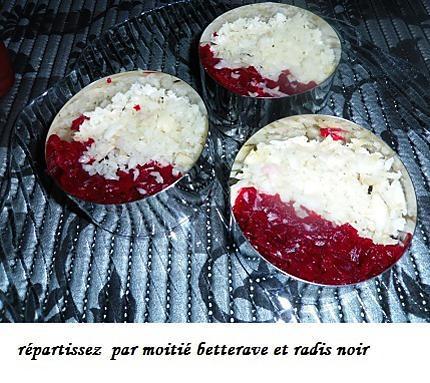 Recette de salade de radis noir betterave et kiwis - Cuisiner un radis noir ...