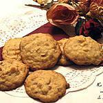 recette cookies aux noix de macadamia ( chocolat blanc )