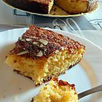 recette Gâteau orange-amandes super moelleux
