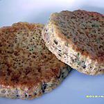 recette petits pains Dukan à la Djepette