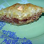 recette Baklava ou Baklawa Aux Noix Et Amande