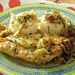 recette escalopes de dinde au vinaigre balsamique