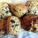 recette Scones aux...Pépites de chcoclat....Miam !!!