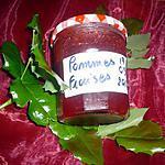 recette Confiture fraises/pommes