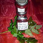 Confiture fraises allégées en sucre