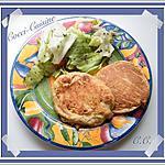 recette Galettes pomme de terre  jambon-fromage