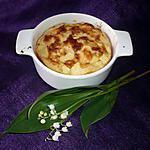 recette Clafoutis pommes/amandes